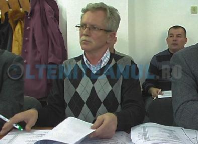 Marian Crăciun, director Ecoaqua Olteniţa