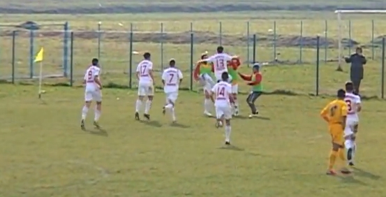 Chirnogenii au reusit victoria dupa un meci dramatic