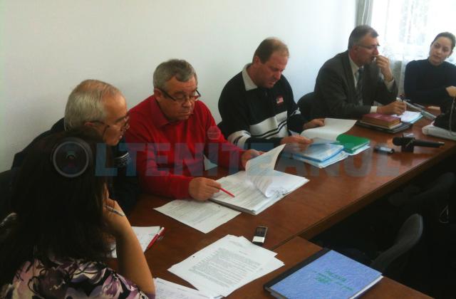 Sedinta Ordinara a Consiliului Local Oltenita | 28 februarie 2013