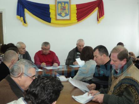 Sedinta Consiliului Local Oltenita / Februarie 2013