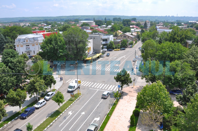Centrul municipiului Oltenita | foto arhiva