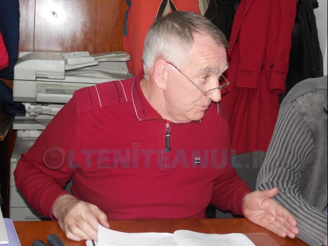 Florian Cercel, viceprimar al municipiului Oltenita in perioada 2004 - 2012