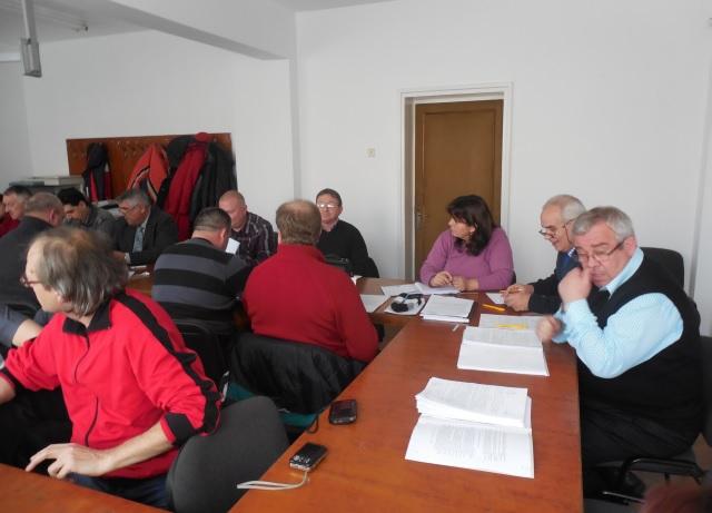 Sedinta a Conciliului Local Oltenita