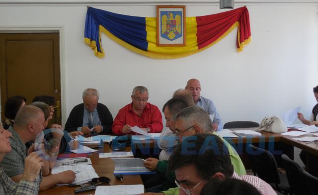 Sedinta Consiliului Local | Aprilie 2013