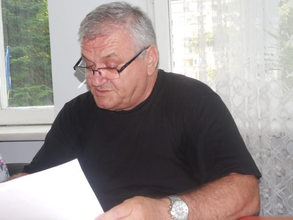 Milescu Costinel, consilier PNTCD