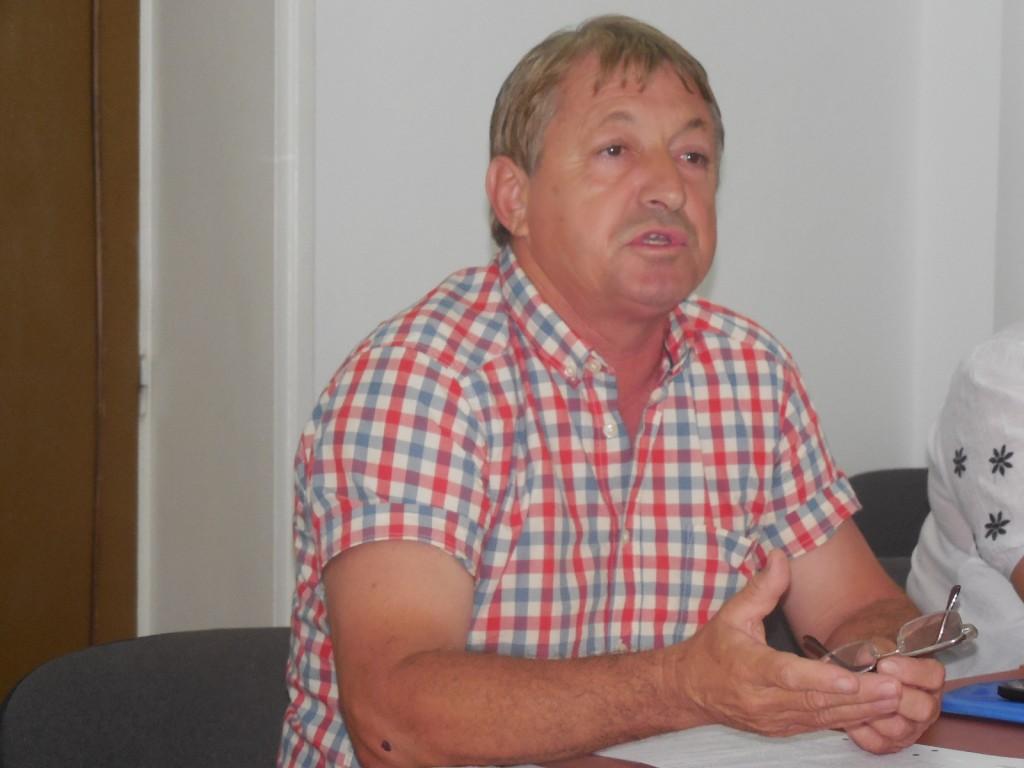 Mihai Manciu, consilier PC