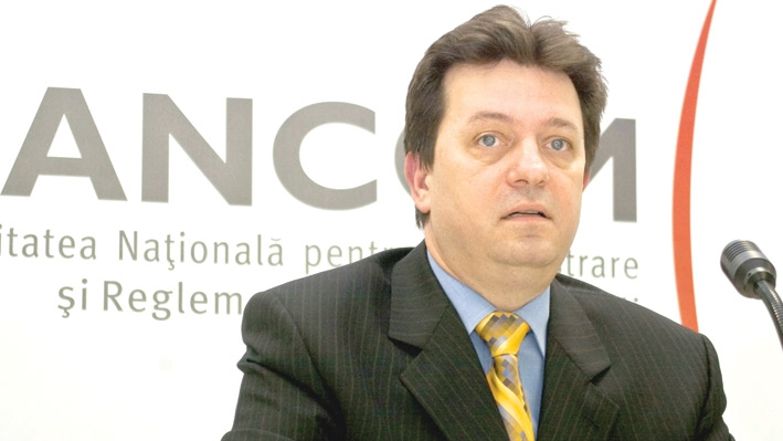 Cătălin Marinescu preşedintele ANCOM