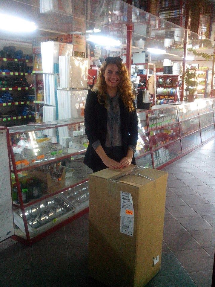 LOCUL 3 - Carmen Mariana Vasile | boiler 50 L