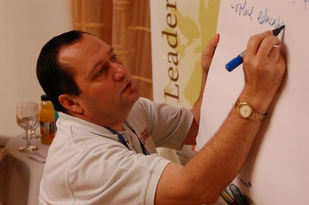Profesorul Marian Staş | foto: autentici.ro