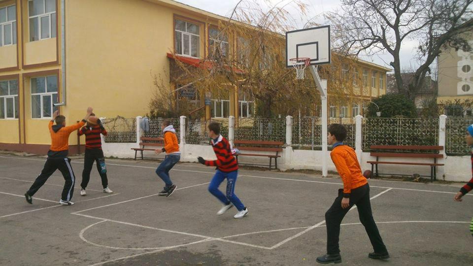 street ball manastirea 3