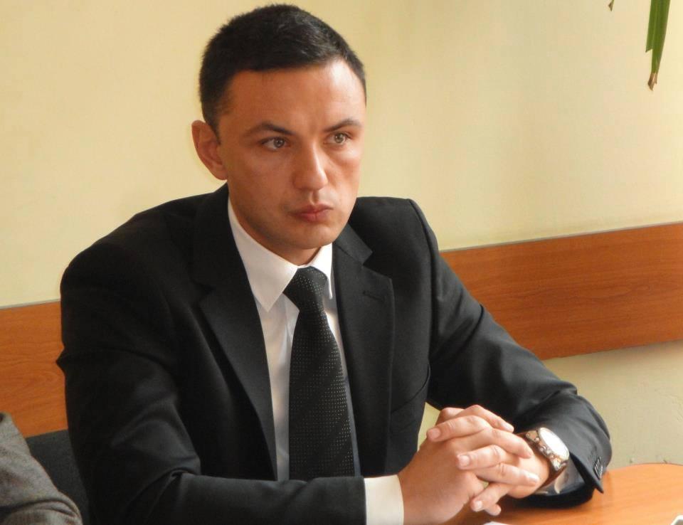Dragos Coman, presedinte PMP Calarasi
