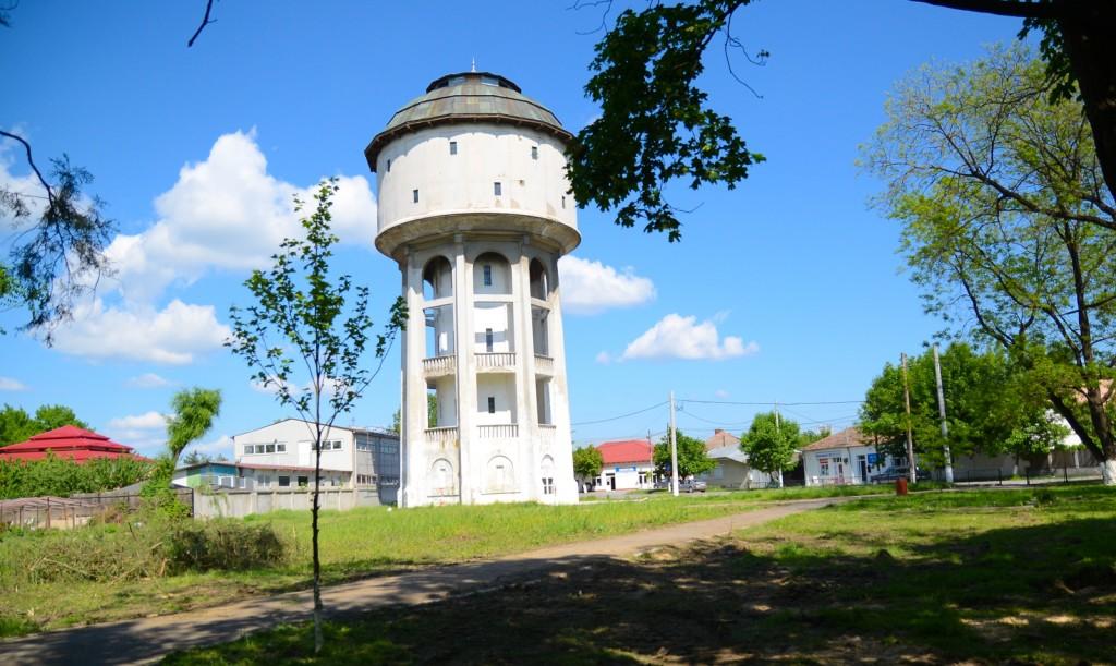 Turnul de Apa, Oltenita