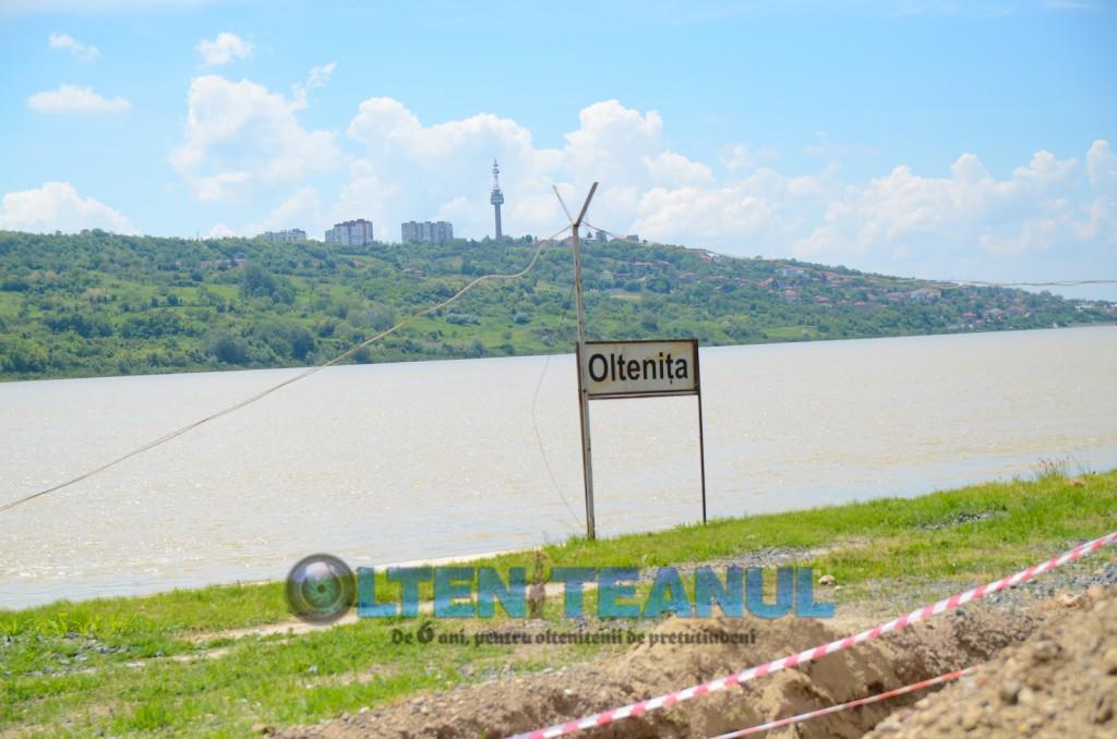 Dunarea la Oltenita | 18 mai 2014