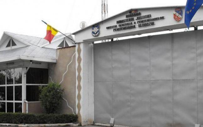 Condamnaţii au fost transferaţi la Penitenciarul Slobozia Foto:anp