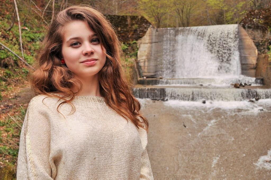 Maria Necula, olteniteanca de 10