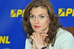Alina Ghorgiu, presedinte PNL
