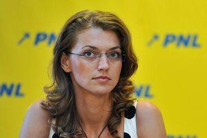 Alina Gorghiu, copreşedinte al PNL