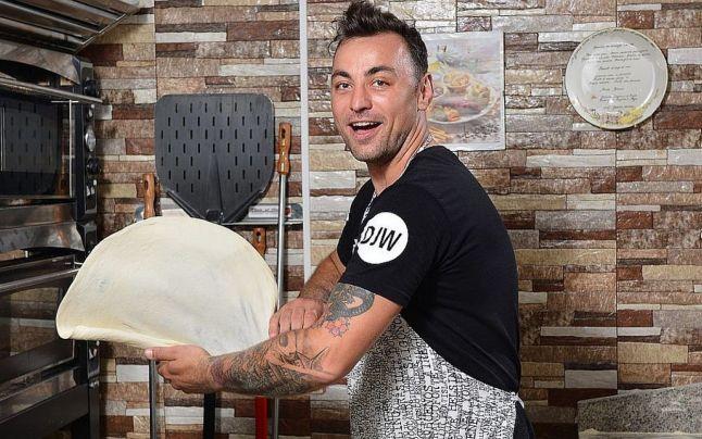 Claudiu Toader îşi deschisese, alături de fraţii săi, o pizzerie in Bucureşti | foto: adevarul.ro